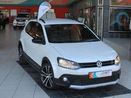 2013 VW Cross Polo 1.6 Comfort Line