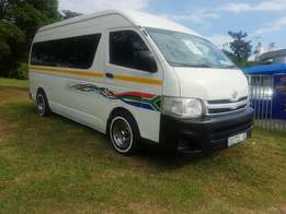 Quantums - 7 Seaters and 22 Seaters Available