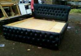 Tunavumilia Bed at 500,000 get it in any size