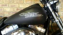 Graphics stickers for Harley Davidson bikes