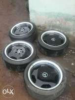 17 inch momo amg for sale