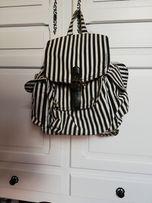 f07cd2aab6953 Plecak Anna Smith paski vintage