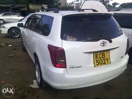 Toyota Fielder new Shape 2007 model clean buy and drive