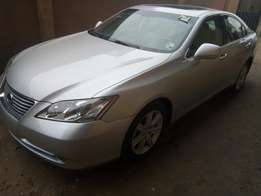 Tokunbo Accident free Lexus ES350 for Give away