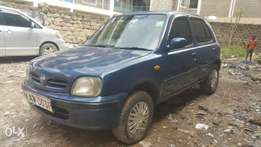 Nissan micra march 1000cc
