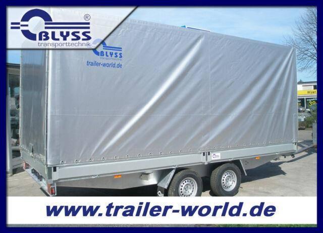 Blyss Speditionsanhänger 3500 kg 510x248x200 cm
