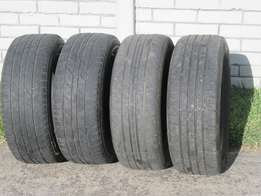 Tyres 205/55 R16 - for sale