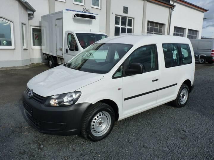 Volkswagen Caddy 1,2TSI 63kW Benzin 5-Sitzer - 2014