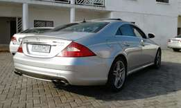 Cls 55 AMG