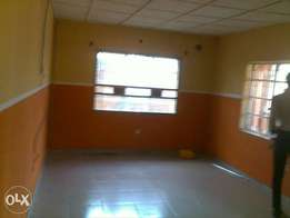 Clean 3 bedroom flat at Akowonjo