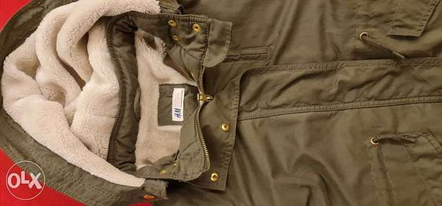Gilets and jackets very good condition
