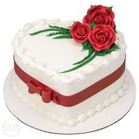 Valentine Cake and Giftpack Promo