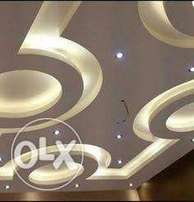 Want Pop ceiling design wall us