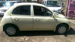 Nissan March KBP 1300cc automatic