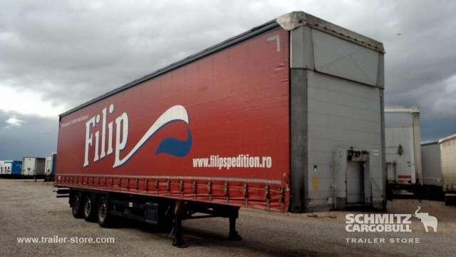 Schmitz Cargobull Semiremolque Lona Standard - 2014