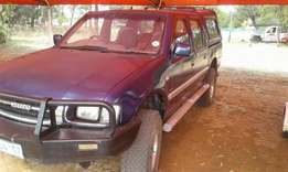 1996 isuzu double cab v8 lexus engine