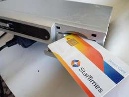 Startimes Decoder + Indoor Antenna