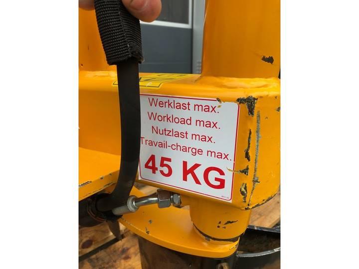 Damcon  KLR-300 ST Kluitenrooier - 2018 - image 12