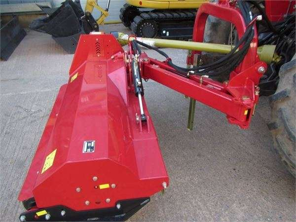 None 3 Point Linkage Mounted Flail Topper for sale | Tradus