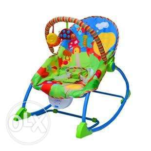 Vibration baby chair