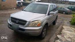 Honda Pilot 2003 Model Clean Used and working perfectly