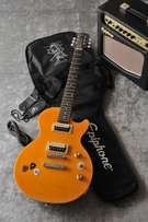 Slash Epiphone performance pack . guitar/bag/chourd/amp/strap