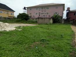 Distress sale 2plots of land at woji by ykc junction port harcourt