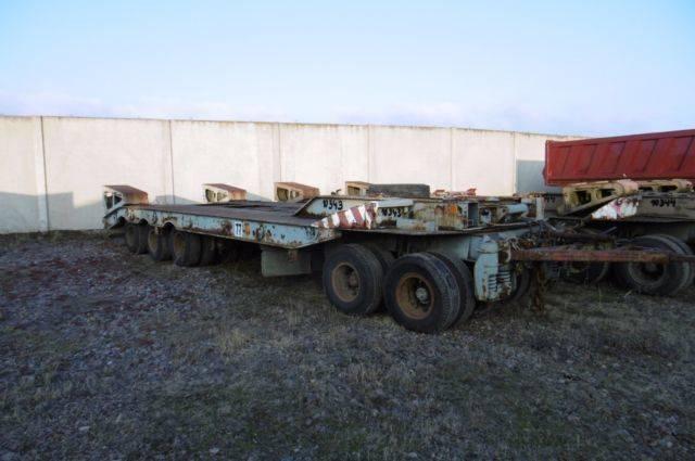 podvalník p-50(id10343) low loader - 2000