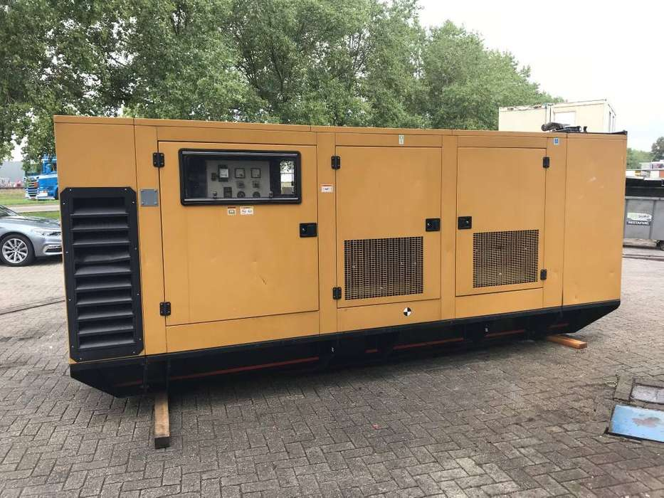 Scania DS952 - Generator Set 200 kVa - DPH 105232 - 1994