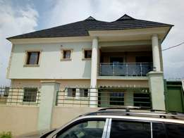 Lovely 2bedroom flat for rent at oluodo ikorodu (ebute axis)