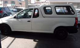 Nissan NP200 1.6i Model 2013 3Door Colour White Factory AC & CD Player