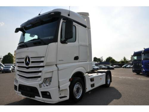 Mercedes-Benz Actros 1845 2 Tanks / Leasing - 2014