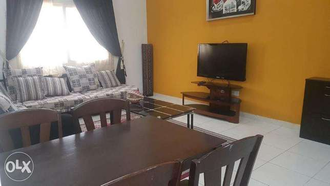 2 b/r fully furnished apartment with pool