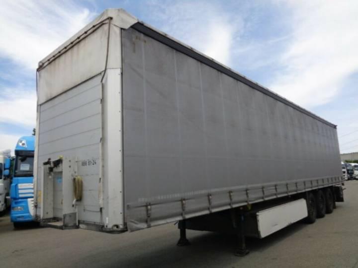 Schmitz Cargobull SCS 24/L - 13.62 EB + PALLETEKASTEN - 2012