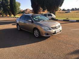Automatic 09 Toyota Corolla 1.6 Advance | Low Kilos - FSH