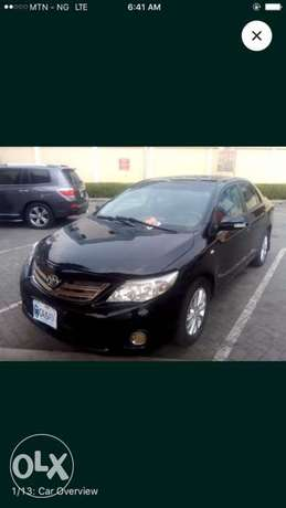 Toyota Corolla 2009 full option. Everything working Ikeja - image 1