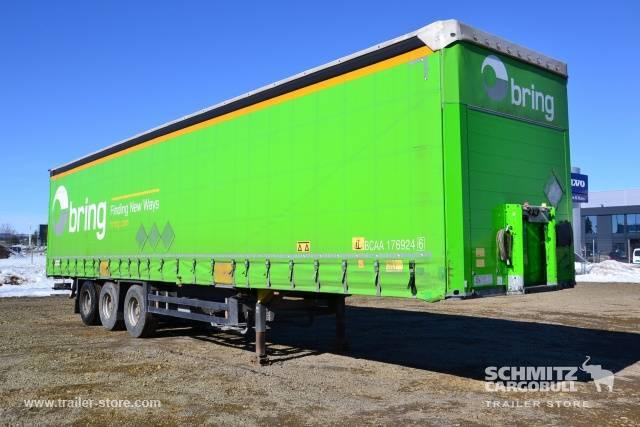 Schmitz Cargobull Semitrailer Skyvepresenning Standard - 2013