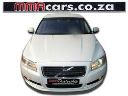 2007 VOLVO S80 3.2 GEARTRONIC R114,890.00