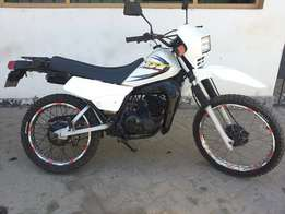 YAMAHA DT 175 SUPERTRAIL in good condition