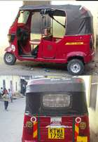 Tvs petrol Tuk Tuk second hand for sale in a good condition.