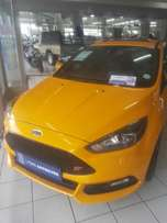 Ford Focus ST 3 2.0 6 Speed