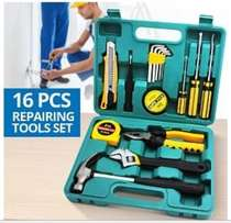 Brand New 16 Piece Repairing Tool Kit