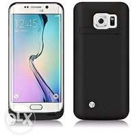 Rechargeable Battery Case For Samsung S6 Edge - 4200mAh