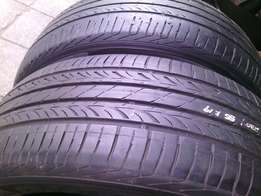 235/55/R19 on special for sale