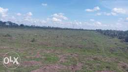 Prime 40acres of land at Juja next to Juja South estate-10M per acre