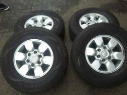 15 inch Toyota Tyres