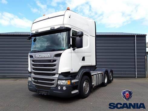 Scania R490 - 2013