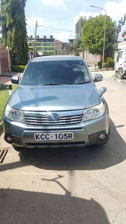 Very clean 2009 Subaru Forester on quick sell Nairobi CBD - image 1