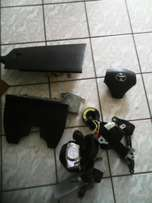 Toyota verso 2005/2008 original airbag set for sale...