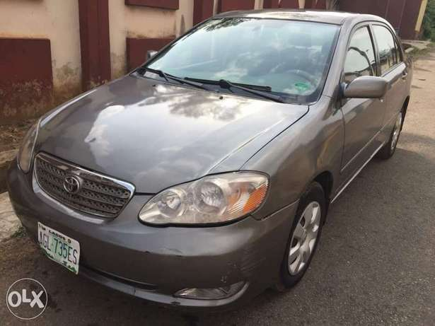 3months used Firstbody Toyota Corolla 2004 Ibadan North - image 4